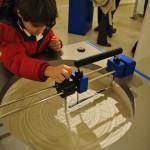 Spirale di sabbia - Museo Arkimedeion