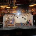 Modello del teatro antico