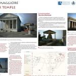 Descriptive panels in italian and english