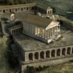 Terracina - Giove Anxur - 3D Reconstruction