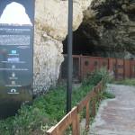 Accesso alla Grotta