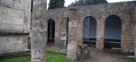 """Great Pompeii Project – Tender for """"Improvement of tour arrangements and potentiating the cultural offer of the archeological site of Pompeii"""""""