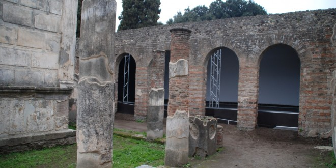 "Great Pompeii Project – Tender for ""Improvement of tour arrangements and potentiating the cultural offer of the archeological site of Pompeii"""