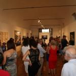 """Inaugurazione """"MARE MOTUS L'isola nell'arte contemporanea dalla Sicilia al Cile"""""""