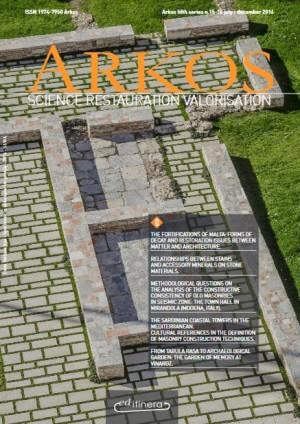 Arkos. Scienza restauro e valorizzazione n. 15 – 16 quinta serie