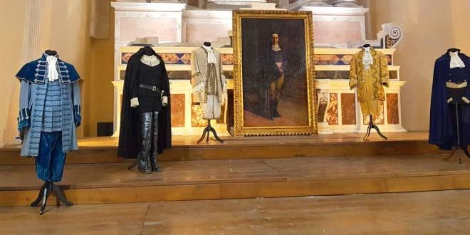 Ideazione e realizzazione allestimenti per la mostra « Tito Schipa. L'usignolo di Lecce » – Chiesa di San Francesco della Scarpa, Lecce